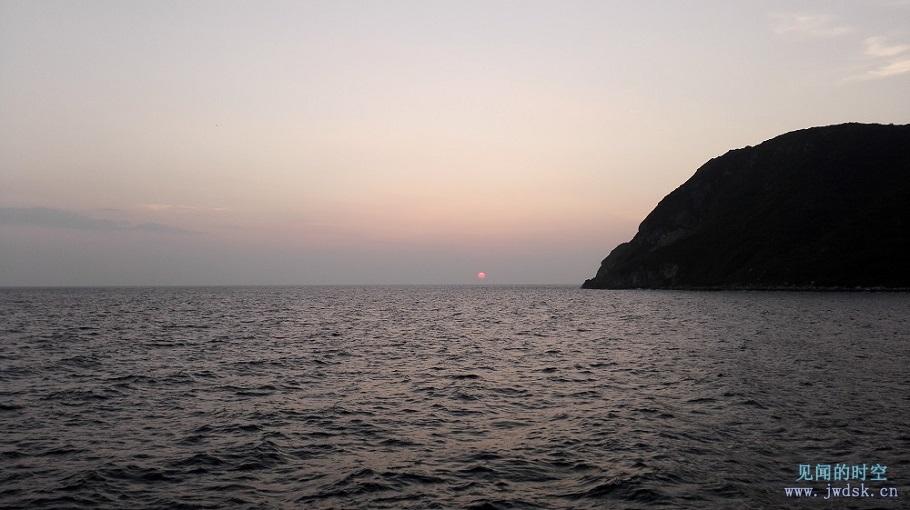 三门岛旅记